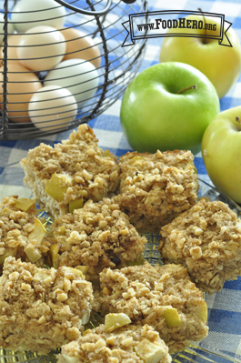 Apple Spice Baked Oatmeal