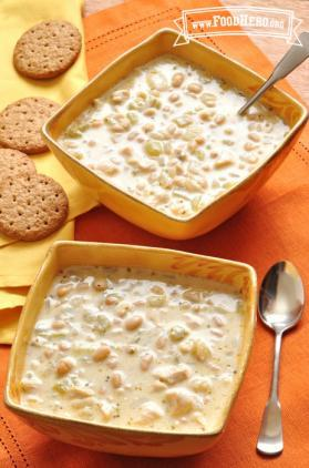 Photo of White Chicken Chili