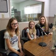 Angie Radio Interview