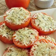 Photo of Baked Tomatoes with Cheese