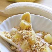 Photo of Breakfast Banana Split