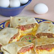 Photo of Breakfast Burritos