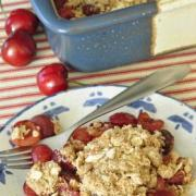 Photo of Cherry Oat Crumble