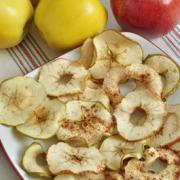Photo of Baked Apple Chips