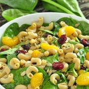 Photo of Spinach Pasta Salad