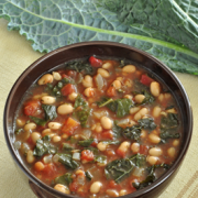 Photo of Kale and White Bean Soup