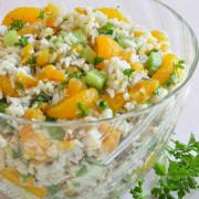 Photo of Orange Rice Salad