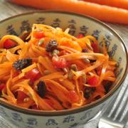 Image of Carrot Ginger Salad
