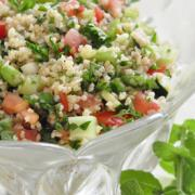 Photo of Tabouli Bulgur Wheat Salad