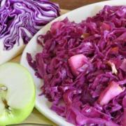 Photo of Dutch Red Cabbage with Apples