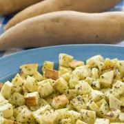 Savory Sweet Potatoes Image