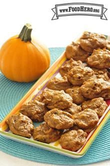 Photo of Breakfast Pumpkin Cookies