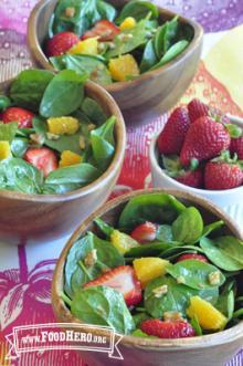 Photo of Spring Green Salad