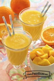 Photo of Fruit Smoothie 1 (with yogurt)
