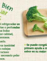 Brócoli- Almacenar Bien Desperdiciar Menos