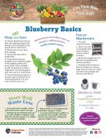 Blueberry Monthly