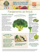 Brócoli- Compras y Ahorros