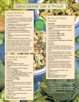 Brócoli- Los Niños Pueden