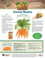 Carrots Monthly