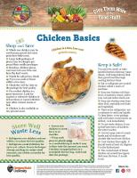 Chicken Food Hero Monthly