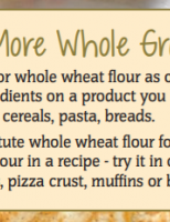 Eat More Whole Grains