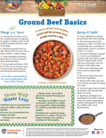 ground beef basics