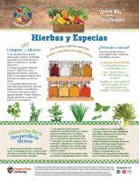 Mensual de Hierbas y Especias