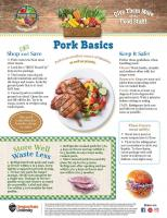 Pork Monthly
