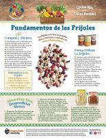 Frijoles- Héroe de Alimentos Mensuales