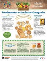 Granos Integrales - Héroe de Alimentos Mensuales