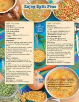 Split Peas Food Hero Monthly