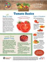 Tomato Food Hero Monthly