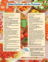 Tomate - Héroe de Alimentos Mensuales