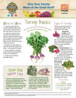 Turnips Food Hero Monthly