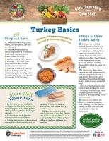 Turkey Basics