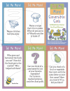 Image of Conversation Cards Activity Sheet