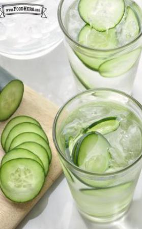 Recipe Image for Cucumber Flavored Water