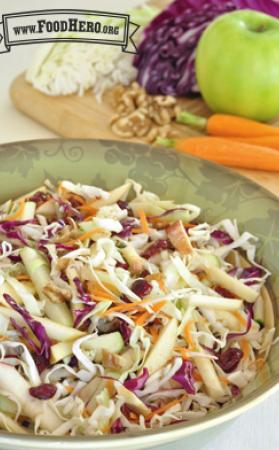 Photo of Fruit and Nut Slaw