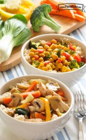 Photo of Mix and Match Stir-fry