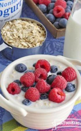 Recipe Image of Overnight Oatmeal