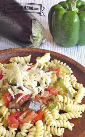 Photo of Pasta Ratatouille