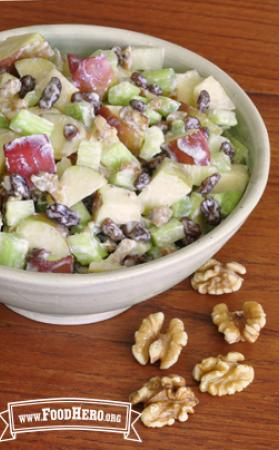 Photo of Waldorf Salad