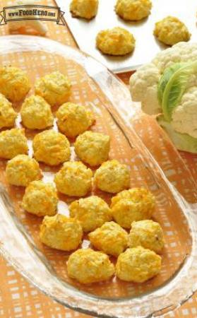 Recipe Image for Cauliflower Tots