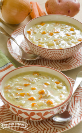 Image of Chicken Chowder for Two
