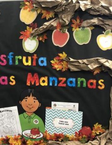 Manzanas Bulletin Board
