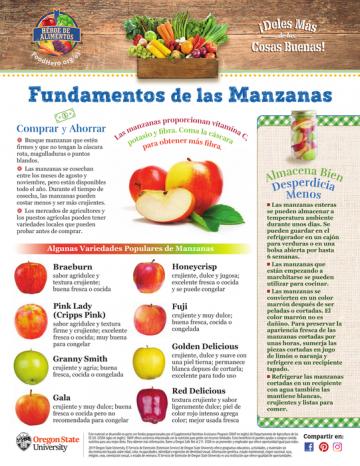 Manzanas Últimos consejos Alimentos