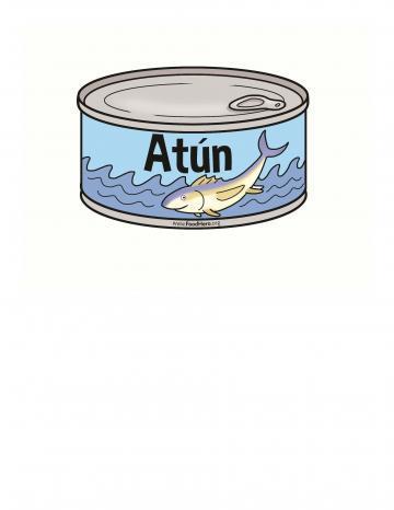 Ilustratión de Atún