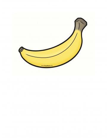 Ilustración de Plátanos