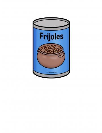 Ilustración de Frijoles