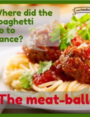 Beef Meatball Joke